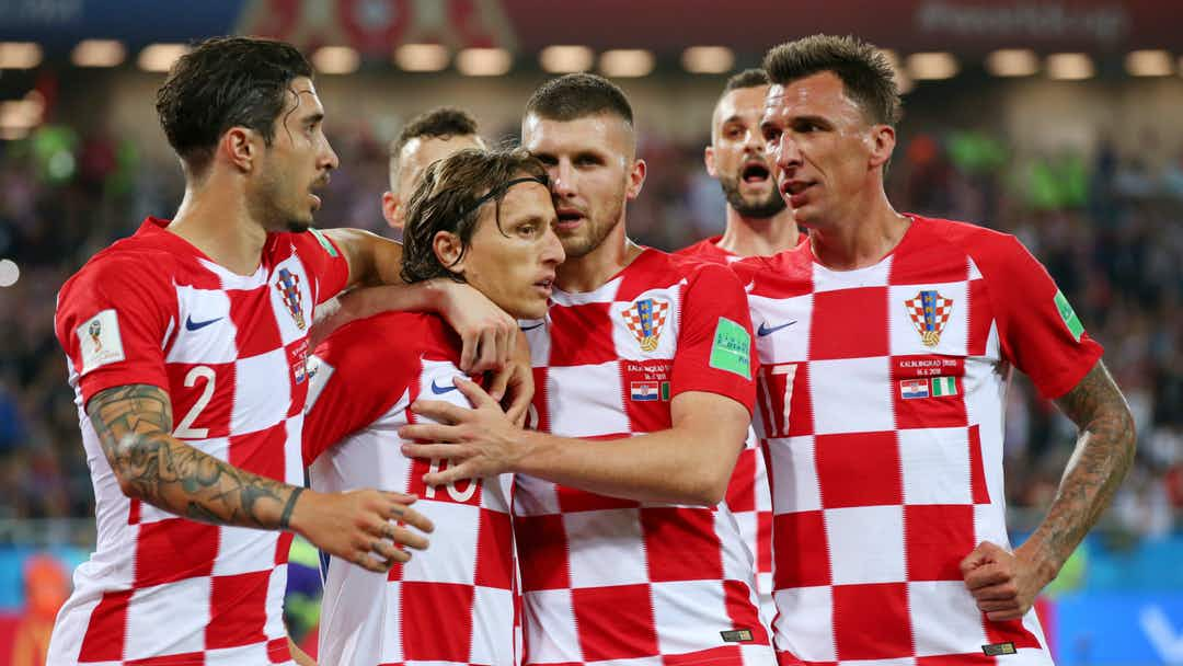 Image result for Croatia concede