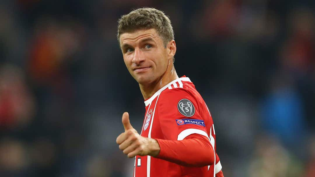 Fitmax Hannover heynckes confirms muller will start for bayern against hannover