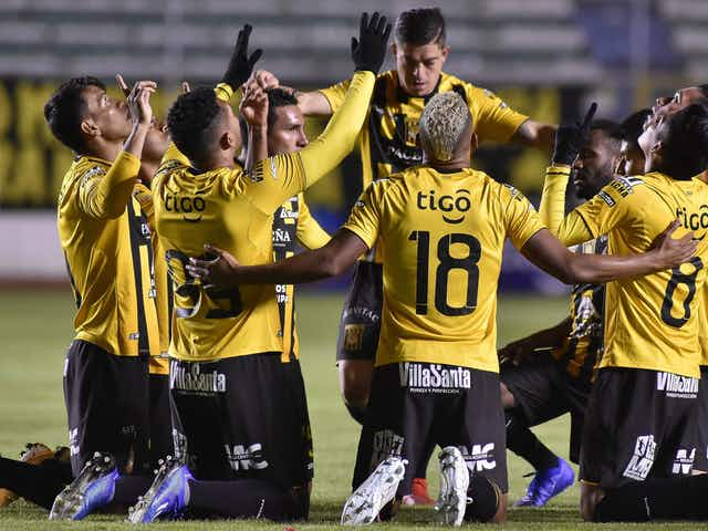 Historial y cómo llega The Strongest, el rival en el debut de la Libertadores