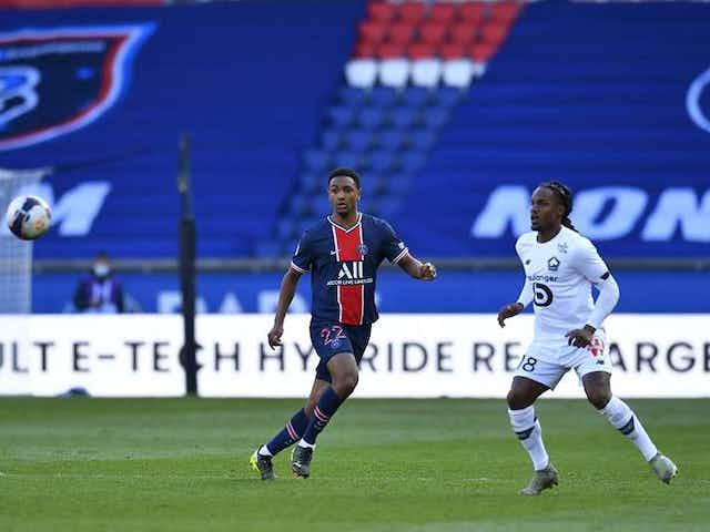 Sem titulares nas laterais, PSG sofre com organização do Lille