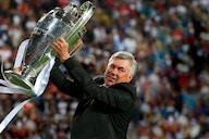 Carlo Ancelotti returns to Real Madrid