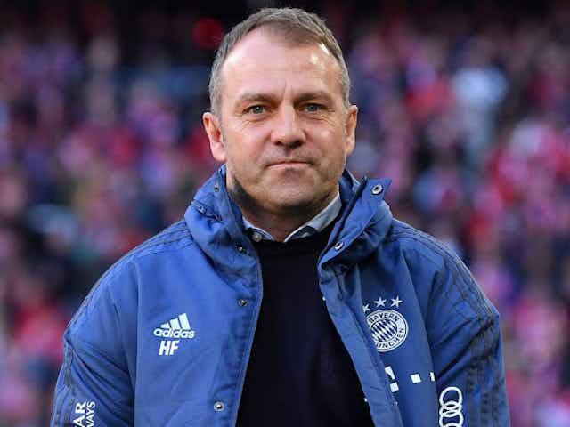 Tensão no Bayern pode causar saída de Hansi Flick ao fim da temporada. E a seleção alemã agradece