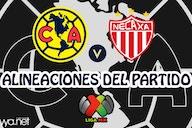 Alineaciones del América ante Necaxa – J2 Apertura 2021