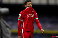 Two Liverpool defenders step up rehabilitation from long-term injuries