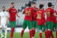 Hongrie – Portugal : la composition de la Seleção