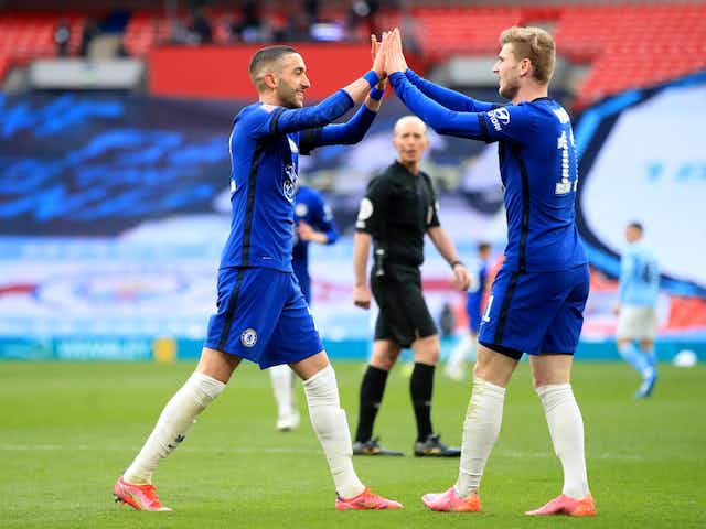 Thomas Tuchel singles out two Chelsea stars for praise after FA Cup semi-final victory