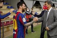 ¿Messi se queda en Barcelona hasta después delMundial?