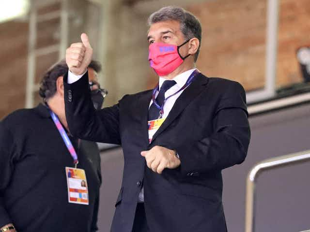 Report: Laporta to follow any decision made by Barcelona members regarding Super League
