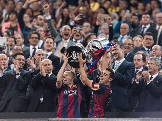 The Rewind: Barcelona vs Athletic Bilbao 3-1, 2015 Copa del Rey Final