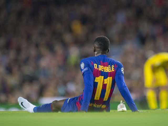 Official: Barcelona winger picks up injury, set to miss Getafe clash