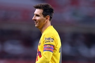 Lionel Messi is the frontrunner for another record individual prize