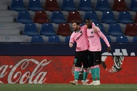 Five key stats from Levante 3-3 Barcelona