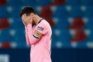 Levante 3-3 Barcelona: Player Ratings