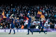 Barcelona's veterans: A tale of resurrection