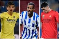Barcelona draft three alternatives to fill striker void – report