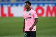 Recovery update on Ansu Fati, Ter Stegen, Coutinho