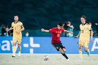 Spotlight: Pedri shines as Spain held to 0-0 draw by Sweden
