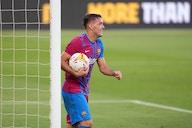 Report: Sassuolo tailing Barcelona's pre-season hero