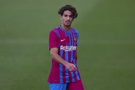 Barcelona starlet leaves Germany training camp as loan exit looms