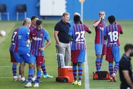 Koeman impressed with four Barcelona youngsters in preseason – report