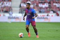 Video: New signing Depay shows off skills inside the box in pre-season friendly