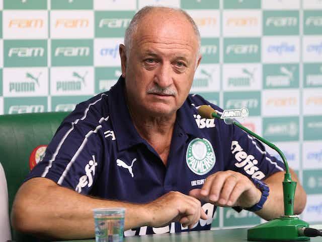 Felipão surpreende e revela o time que sonha em fechar a carreira