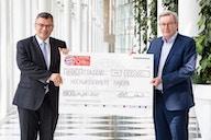 100.000 Euro für Opfer der Flutkatastrophe