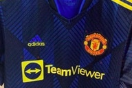 (Photo) Unreleased Manchester United 2021/22 third kit spotted in shops