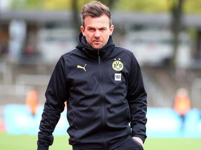 Anfragen aus der 2. Bundesliga – BVB will U23-Coach Enrico Maaßen aber nicht abgeben