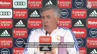 Preview image for Carlo Ancelotti: 'I have a very creative group of players'