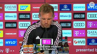 Preview image for Nagelsmann after first loss of the season: 'We have to steer everything in the right direction again'
