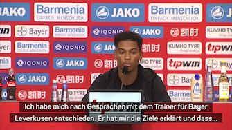 Vorschaubild für Adli: Darum ziehe ich Leverkusen den Bayern vor