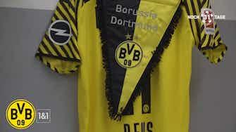 Imagem de visualização para Ainda sem Haaland, Dortmund vence primeiro amistoso de pré-temporada