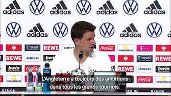 Image d'aperçu pour 8es - Müller se méfie de l'attaque anglaise