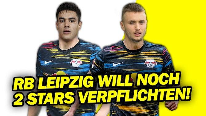 RB Leipzig kündigt Top-Trasfers an!