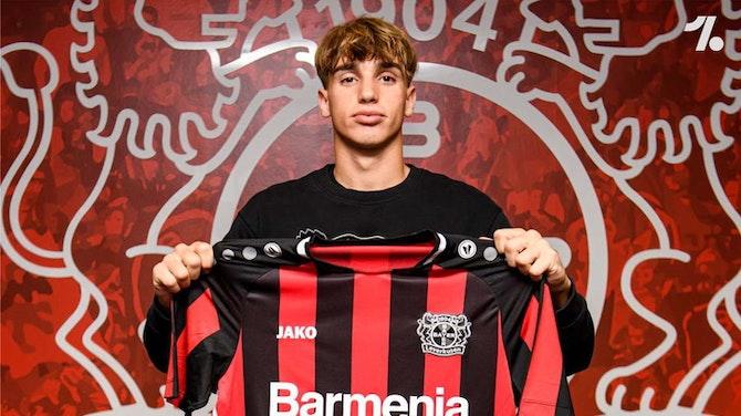 Vorschaubild für Leverkusen schnappt sich Barca-Talent!