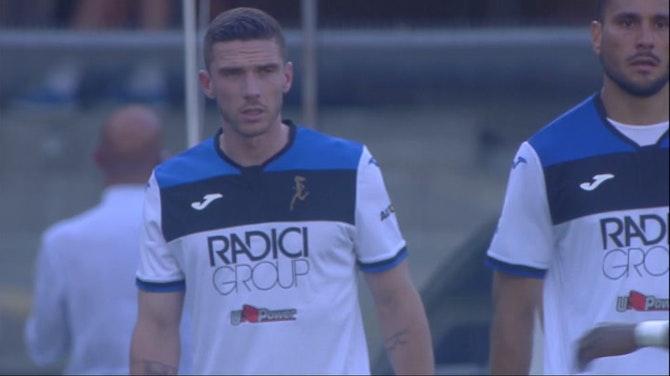 Vorschaubild für Serie A: Hellas Verona - Atalanta | DAZN Highlights