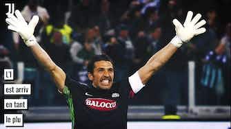 Image d'aperçu pour La carrière légendaire de Buffon à la Juventus
