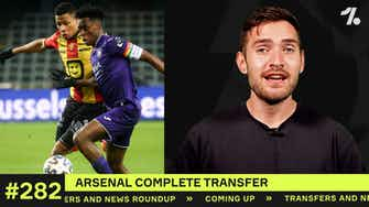 Preview image for Arsenal confirm NEW signing!