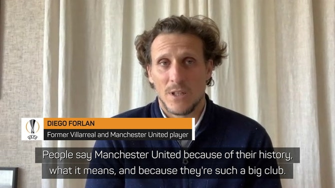 Preview image for Forlan warns United not to underestimate Villarreal