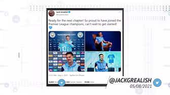 Preview image for Socialeyesed - Jack Grealish signs for Manchester City