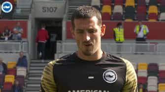 Preview image for Behind the Scenes: Brighton's victory at Brentford