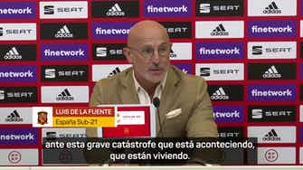 """Imagen de vista previa para Luis de la Fuente: """"Me gustaría que Brahim jugara en España"""""""