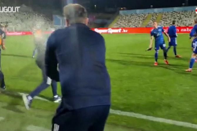 Le Dinamo Zagreb remporte le titre 2020-21