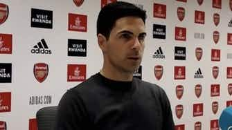 Preview image for We are still miles from where I want to be! Mikel Arteta
