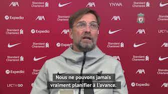 """Image d'aperçu pour Liverpool - Klopp : """"Mbappé va-t-il partir ou non ?"""""""