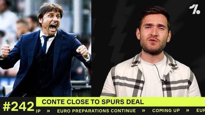 Which signing could be Conte's first for Spurs?