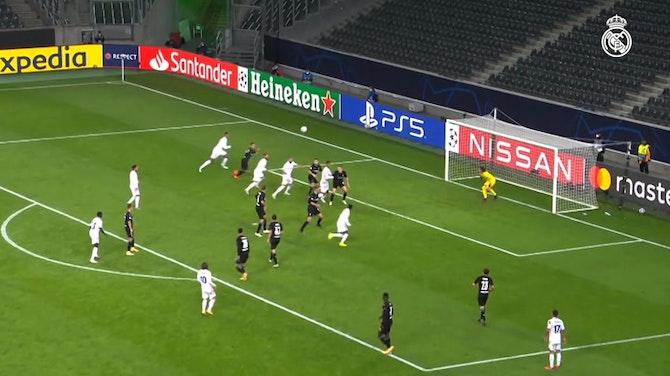 Anteprima immagine per I migliori gol del Real Madrid nella Champions League 20-21