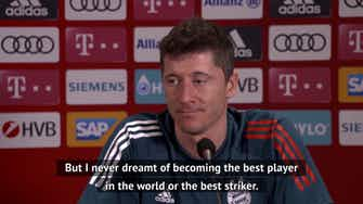 Preview image for Record-breaking Lewandowski still searching for improvement