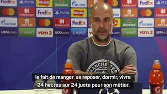 """Image d'aperçu pour Groupe A - Guardiola sur Grealish : """"Je dois trouver sa meilleure position"""""""